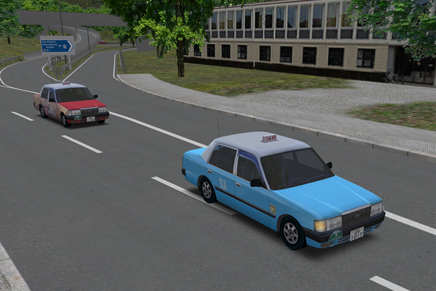 3D Transport Studio - OMSI
