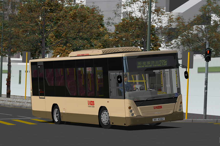 Hong Kong BUS (Dennis Enviro 500+Scania K230UB+Left Hand Traffic) Discussion ONLY!! Testasb3